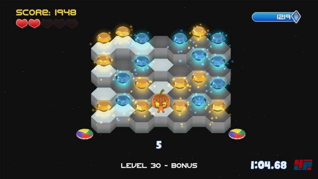 Screenshot - Q-Bert Rebooted (PC)