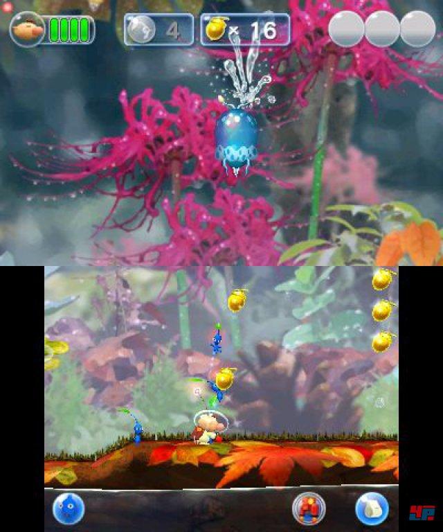 Screenshot - Hey! Pikmin (3DS) 92550161