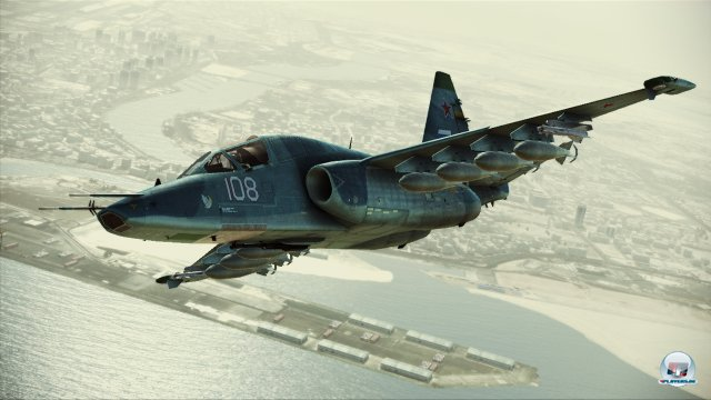 Screenshot - Ace Combat: Assault Horizon (360) 2270857