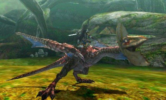 Screenshot - Monster Hunter 4 (3DS) 92413102