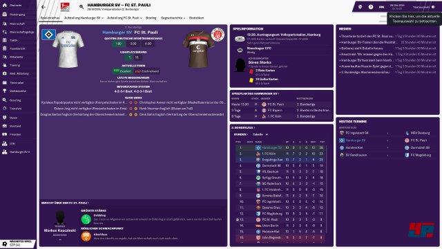 Screenshot - Football Manager 2019 (PC) 92577091