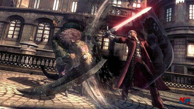 Screenshot - Devil May Cry 4 (PlayStation4) 92504947
