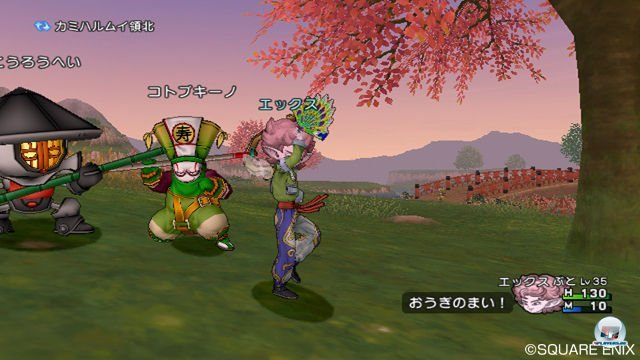 Screenshot - Dragon Quest X Online (Wii) 2292952