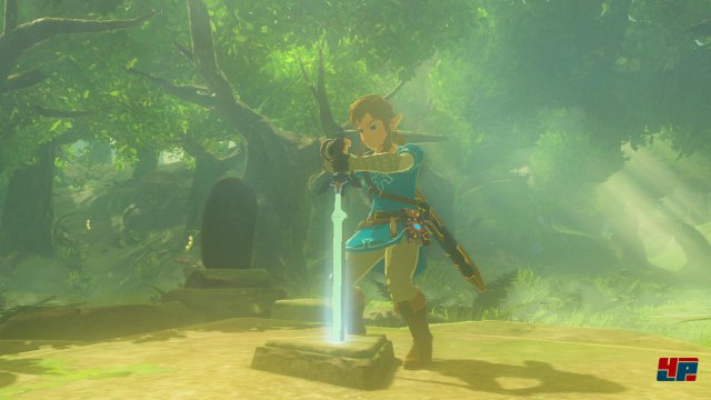 Screenshot - The Legend of Zelda: Breath of the Wild - Die legendären Prüfungen (Switch)
