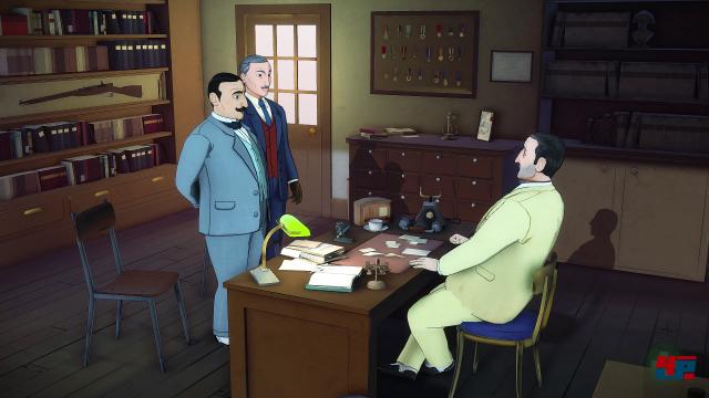 Screenshot - Agatha Christie: The ABC Murders (Mac) 92519667