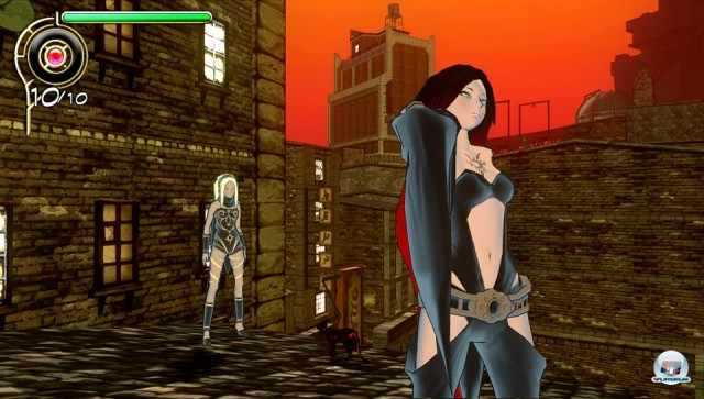 Screenshot - Gravity Rush (PS_Vita) 2248022