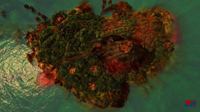 Diese Drogen-Insel gilt es zu befreien.