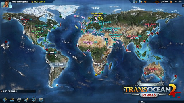 Screenshot - TransOcean 2: Rivals (PC)