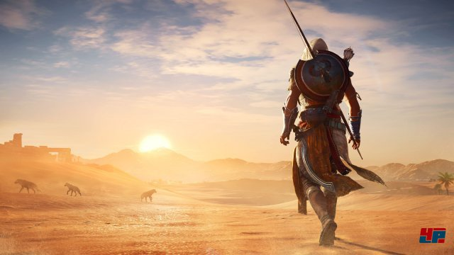Screenshot - Assassin's Creed Origins (PC)