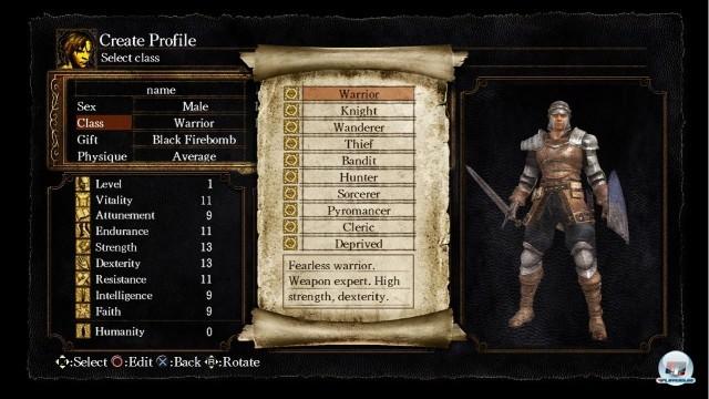 Screenshot - Dark Souls (PlayStation3) 2249652