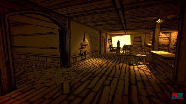 Screenshot - Bendy And The Ink Machine (PS4) 92578651