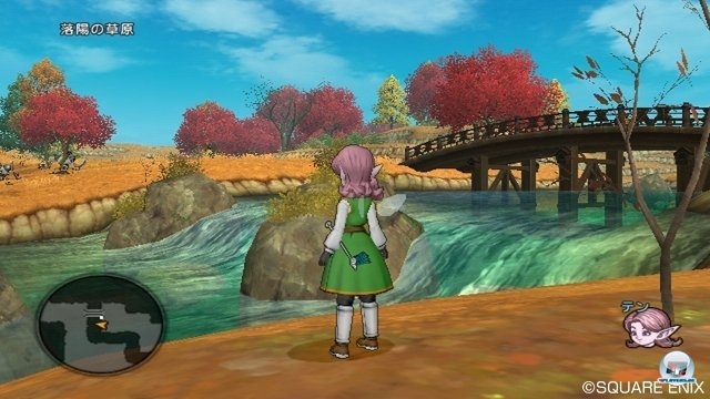 Screenshot - Dragon Quest X Online (Wii) 2372267