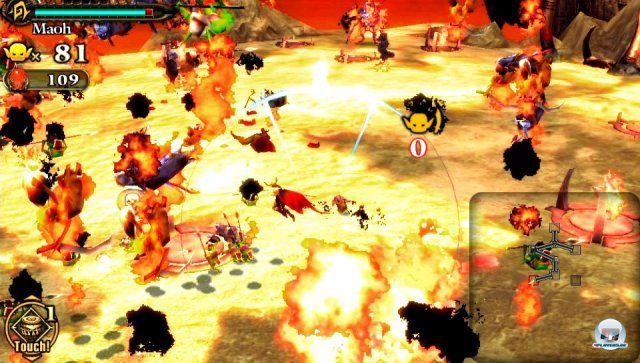 Screenshot - Army Corps of Hell (PS_Vita) 2294357
