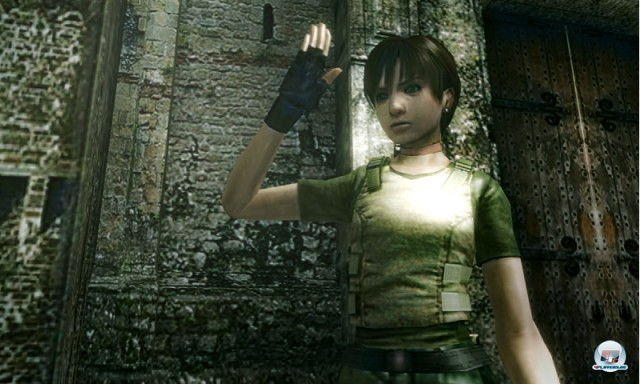 Screenshot - Resident Evil: The Mercenaries - 3D Edition (NDS) 2221684