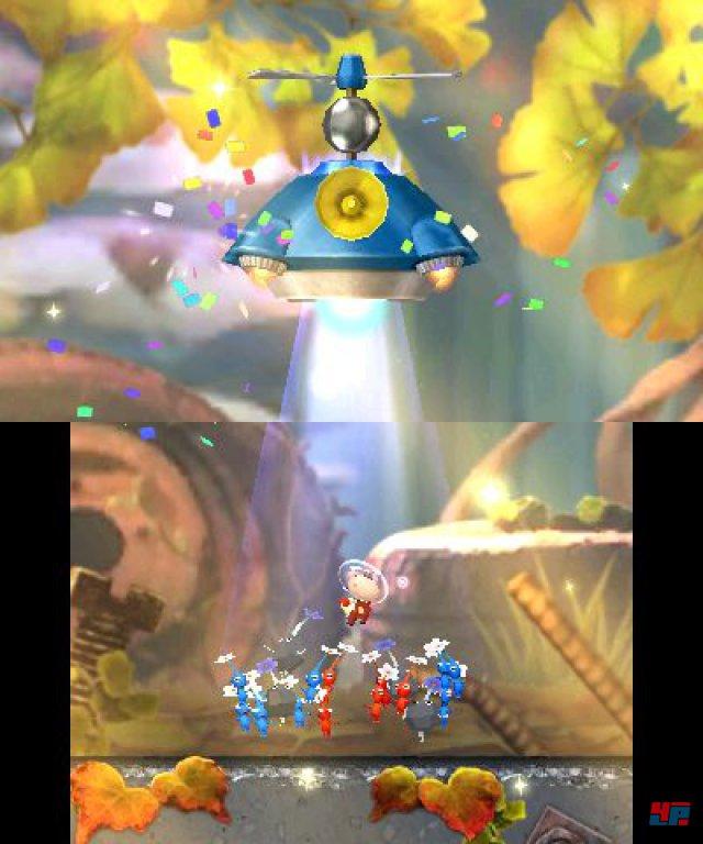 Screenshot - Hey! Pikmin (3DS) 92550115
