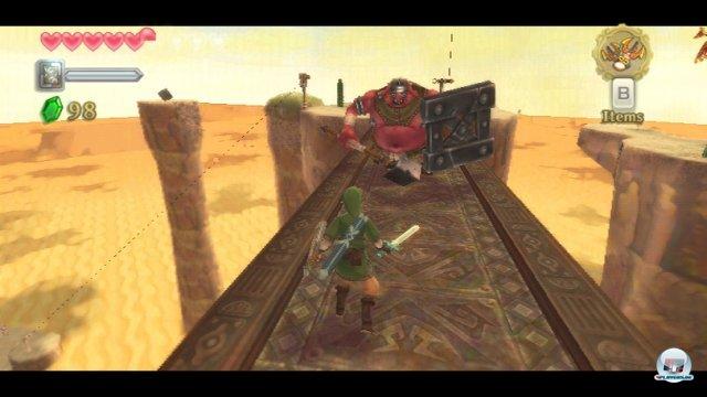Screenshot - The Legend of Zelda: Skyward Sword (Wii) 2284152