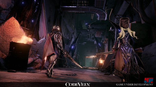 Screenshot - Code Vein (PC) 92544371