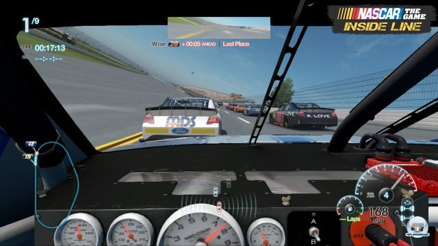 Screenshot - NASCAR The Game: Inside Line (360) 92418532