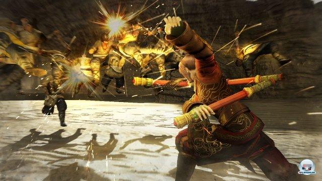 Screenshot - Dynasty Warriors 8 (PlayStation3) 92433952