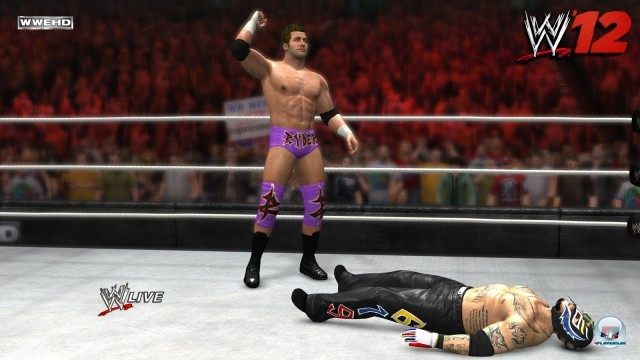 Screenshot - WWE '12 (PlayStation3) 2251987