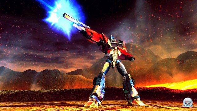 Screenshot - TransFormers: Prime (Wii_U) 92412782