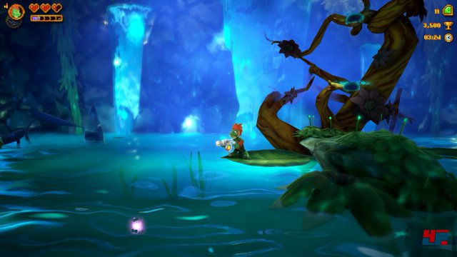 Screenshot - Rad Rodgers (PC)
