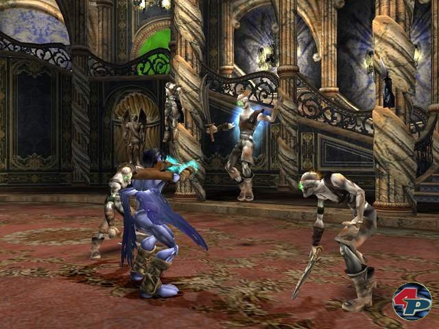 Screens Zimmer 2 angezeig: legacy of kain ps2