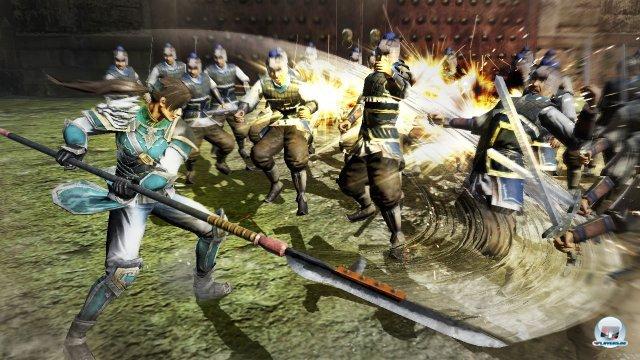 Screenshot - Dynasty Warriors 8 (PlayStation3) 92433772