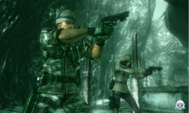 Screenshot - Resident Evil: Revelations (3DS) 2244257