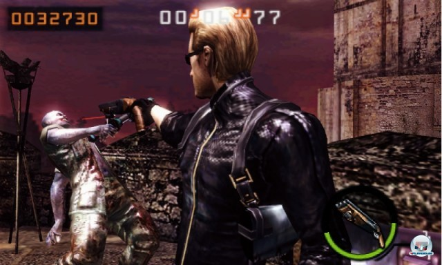 Screenshot - Resident Evil: The Mercenaries 3D (3DS) 2227517