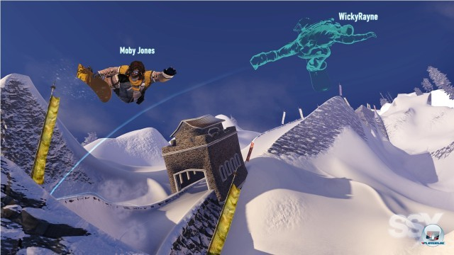 Screenshot - SSX (360) 2251022