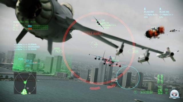 Screenshot - Ace Combat: Assault Horizon (360) 2249502
