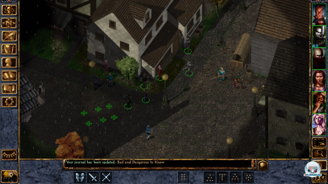 Screenshot - Baldur's Gate: Enhanced Edition (Android) 92400122