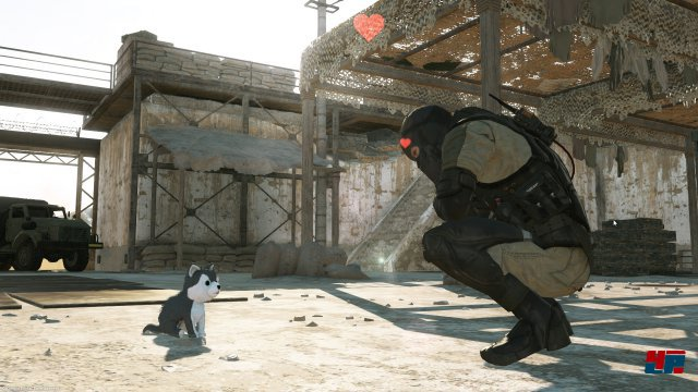 Screenshot - Metal Gear Online (360) 92515116