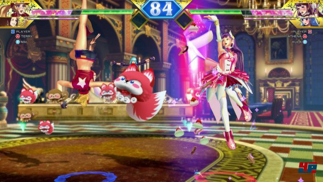Screenshot - SNK Heroines Tag Team Frenzy (PS4)