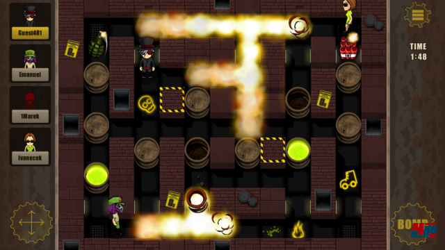Screenshot - Dynablaster (Android)