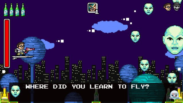 Screenshot - Angry Video Game Nerd Adventures (PC)