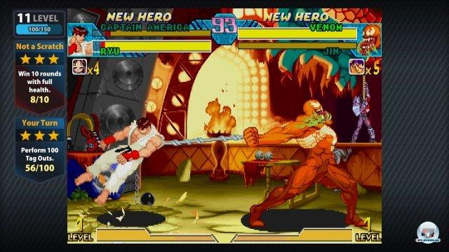 Screenshot - Marvel vs. Capcom Origins (360) 2396697
