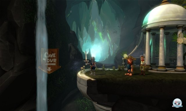 Screenshot - The Cave (360)
