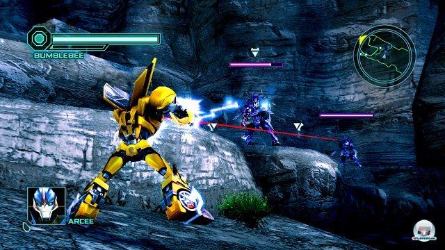 Screenshot - TransFormers: Prime (Wii_U) 92401017
