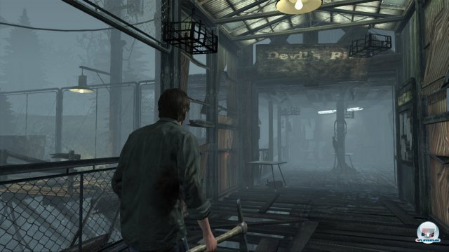 Screenshot - Silent Hill: Downpour (PlayStation3) 2304142