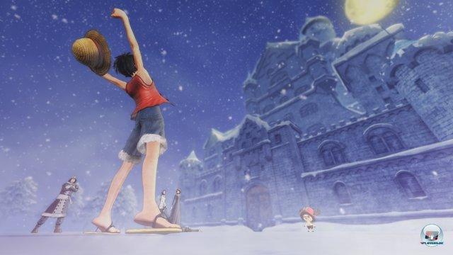 Screenshot - One Piece: Pirate Warriors (PlayStation3) 2362137
