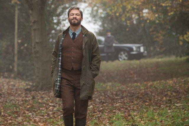 Im Film dreht sich auch viel um das Schicksal von Lord Richard Croft (Dominic West).