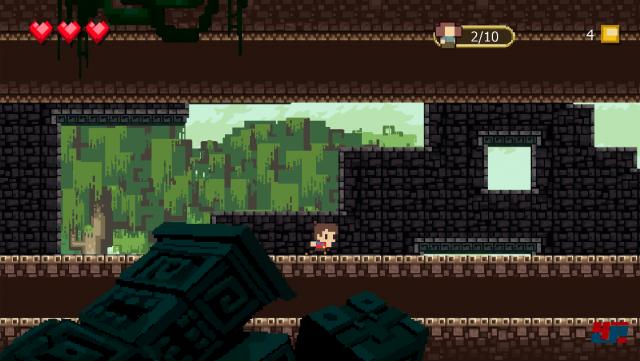 Screenshot - Adventures of Pip (Mac)