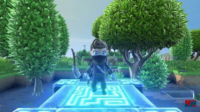 Bei der Erstellung eines neuen Helden kann man aus drei Charakterklassen wählen.