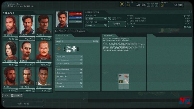 Screenshot - Jagged Alliance: Flashback (PC) 92493251