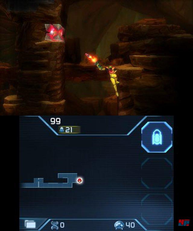 Screenshot - Metroid: Samus Returns (3DS) 92550506