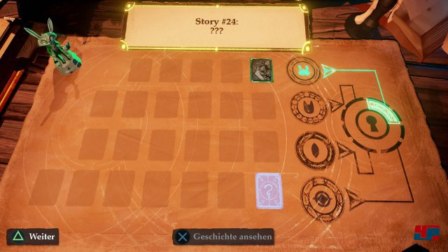 Screenshot - Stories: The Path Of Destinies (PlayStation4) 92523923