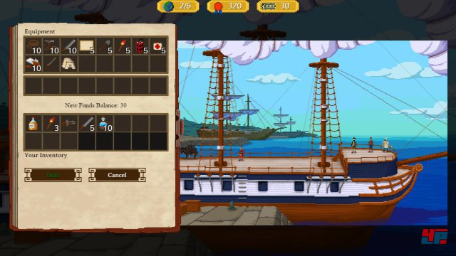 Screenshot - The Curious Expedition (PC) 92532810