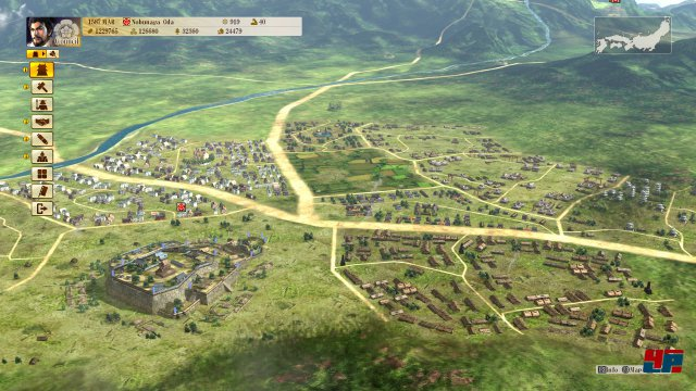 Screenshot - Nobunaga's Ambition: Sphere of Influence - Ascension (PC) 92534427